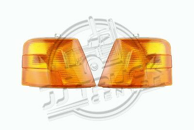 1998-2003 VOLVO VNL and 1998-2015 VOLVO VNM Amber Corner Light Set | (LH & RH)