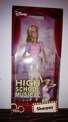 New 2007 High School Musical Sharpay Doll MPN:M6707 Rare