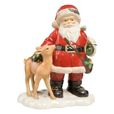 Goebel My friends from the Forest, Christmas, Figure, Decoration, Hard Porcelain