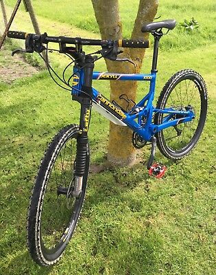 Cannondale Jekyll 1000 Lefty Full Suspension Mountain Bike