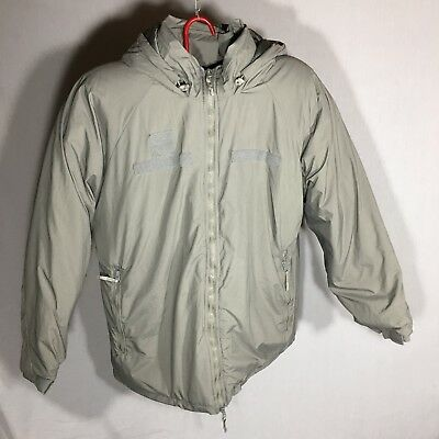 USGI ECWCS Gen III Primaloft Level 7 Parka Jacket Urban Grey MR Medium Regular