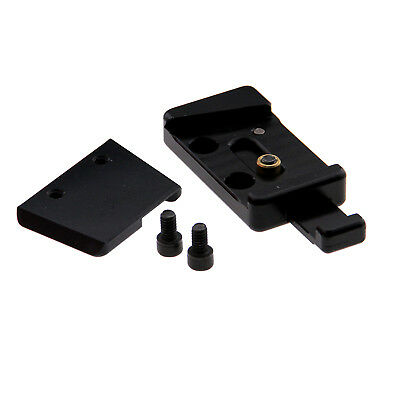 Custom Brackets QR-C Camera Quick Release with Subplate Kit