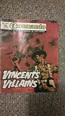 commando comic no1352