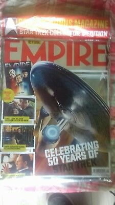 star trek collectors edition 60 page bonus mag empire