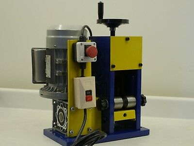 Powered Copper Wire Stripping cable wire Machine up to 2 3/8 inch