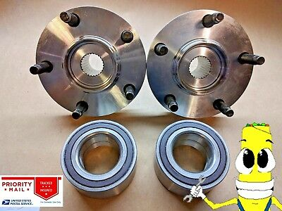 Premium REAR Wheel Hub & Bearing Assembly Kit for Ford Escape 2001-2012 4WD x2