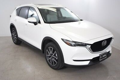 Mazda CX-5 Grand Touring 2017 Mazda CX-5 Grand Touring Used Certified 2.5L I4 16V Automatic AWD SUV Bose