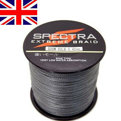 500M Agepoch Super Strong Spectra Extreme PE Braided Sea Fishing Line Hot UK