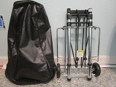 Perfect Kart A Bag By Remin Concorde Ii Folding Luggage Cart Made In U S
