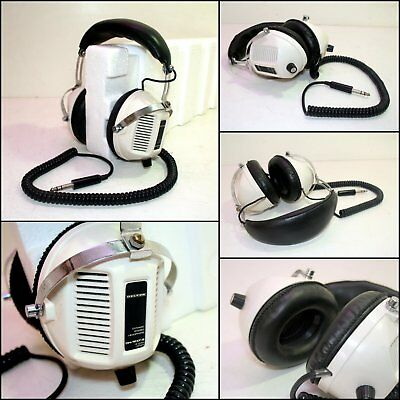 Vintage 1970's DELTEX DH-12XF-S Dynamic Stereo Headphone