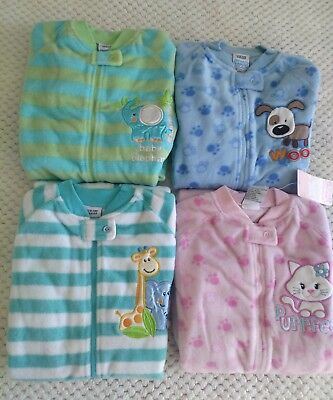 Baby Sleeping bag 6-24M long sleeves great for winter nights! SO SOFT~