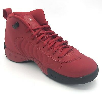 a8dbaea03b1b36 ... cheap air jordan jumpman pro bg gs basketball shoes red black 907973  600 youth 7 nike