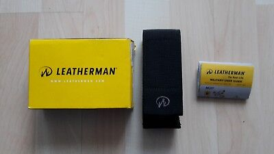 Leatherman Oht- Black 5 neu mit Holster