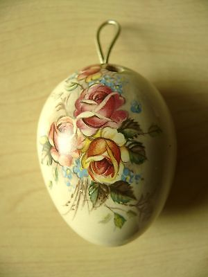 Egg-Shaped Pot Pourri Pomander