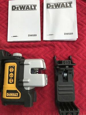 Dewalt Laser Level Dw089