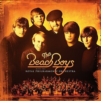 The Beach Boys - The Beach Boys With The Royal Philharmonic Orchestra (CD)