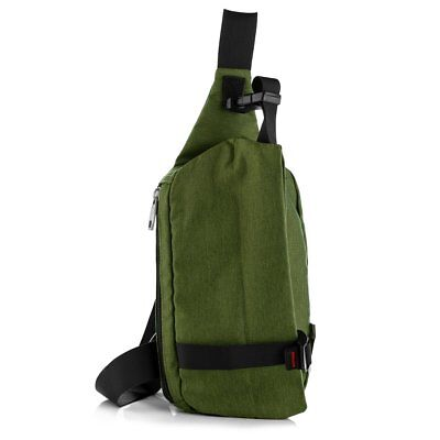 a6993ee43a54 LC Prime Sling Bag Chest Pack Unbalance Backpack Casual Crossbody Shoulder  Bag