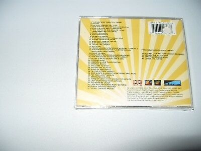 The Simpsons Testify cd Soundtrack 2007 new/seal Punch hole on barcode