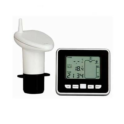 Ultrasonic Wireless Tank Liquid Level Meter Gauge Tools with Temperature Sensor
