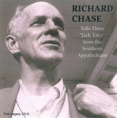 "Richard Chase - Tells Three ""Jack Tales"" from the Southern Appalach..."