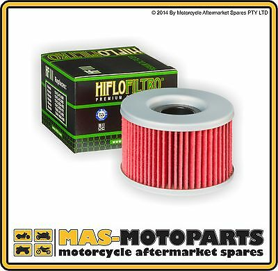 Oil Filter Hi-Flo For Honda Vtr250 1988 1989 1990