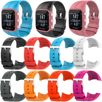 Silicone Sports Wrist Strap Watch Band for Polar M400 M430 Fitness Smart Watches