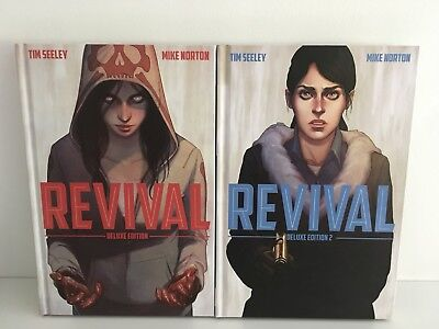 *BRAND NEW* Revival Deluxe OHC Edition Vol. 1 & 2 by Tim Seeley IMAGE HC