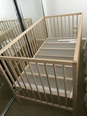 Baby Cot As New