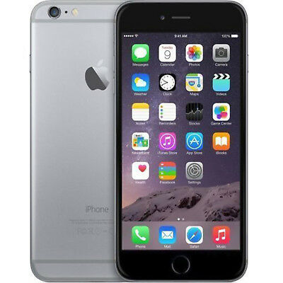 Apple iPhone 6 - 32GB - Spacegrau - (Ohne Simlock) Nagelneues Smartphone - OVP