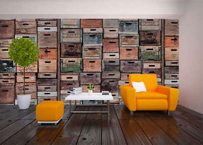 All Kinds Of Box 3D Full Wall Mural Photo Wallpaper Printing Home Kids Decor