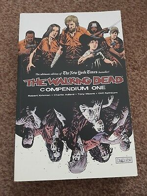 The Walking Dead Compendium Vol. 1 Collect Collection Issues 1 to 48 vol 1-9