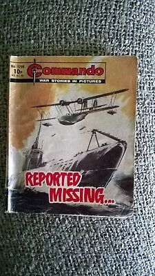 commando comic no 1298