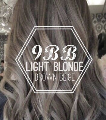 🌟New! Guy Tang #Mydentity Demi-Permanent LIGHT BLONDE BEIGE BROWN - 9BB🌟