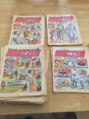 Whizzer and Chips comic (x 38 1971-1973) Good comics