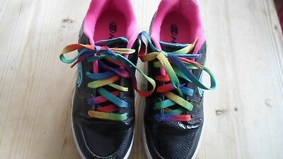 heely shoes size 5 little used