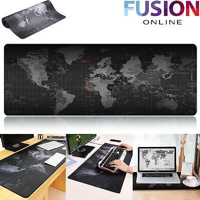 Extra Large Xl Gaming Mouse Pad Mat For Pc Laptop Macbook Anti-Slip 90Cm*30Cm
