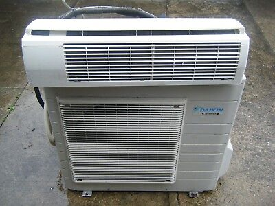 Daikin Air Conditioning Heat Pump Outdoor Unit 5 Kw 17000 Btu Singlephase Remote