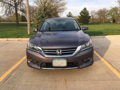 2015 Honda Accord EX 2015 honda accord ex 2.4 I4 CVT