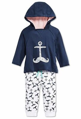 First Impressions Baby Boy's Anchor Hoodie & Pants Set, Navy, Size 24 M