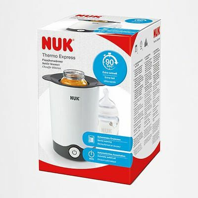 NEW NUK Thermo Express Bottle Warmer
