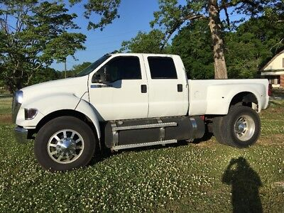 """2000 Ford Other Pickups F650 2000 Ford F-650 cat Allison 24"""" Alcoa's 2008 interior custom"""