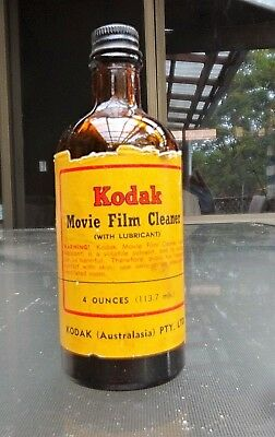 Kodak Film cleaner (with lubricant)