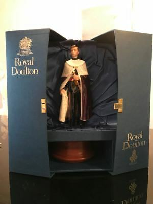 MINT Royal Doulton The Prince of Wales,  with Original Box!