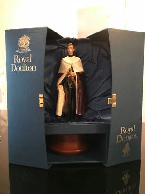 Royal Doulton The Prince of Wales,  with Original Box!