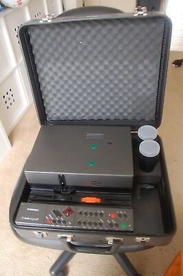 Vintage Rolleivision 35 twin digital P slide projector