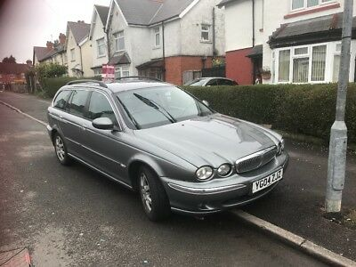 Jaguar type 2.0 diesel estate