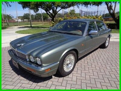 Jaguar XJ12 60K Orig Miles 1996 Jaguar XJ Sdn WOW What A Ride Power Luxury & Prestige 60K Original Miles !!