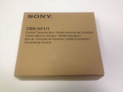 SONY CBX-H11/1 - Remote Management Adapter - RS-232C, HDMI