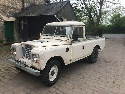 1982 Series 3 Land Rover 109
