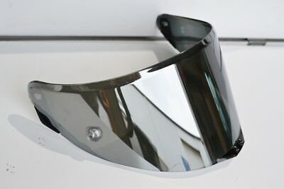 Agv Replacement Visor Shield For Pista Gp And Corsa And Gt Veloce (Iridium Mi...
